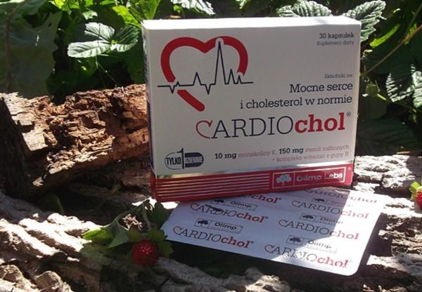 Cardiochol opinie