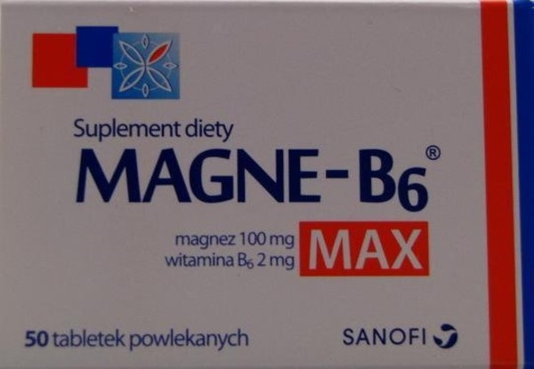 Magne B6 Cardio opinie