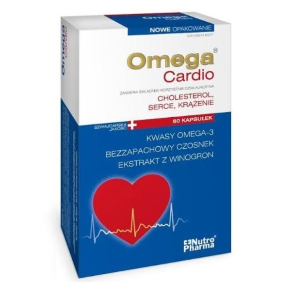 Omega Cardio opinie